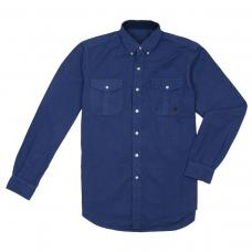 Henning Field Shirt - Faded Navy
